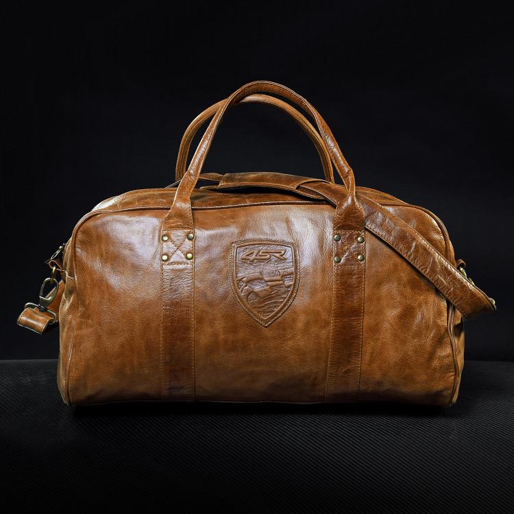 Reisetasche Cognac