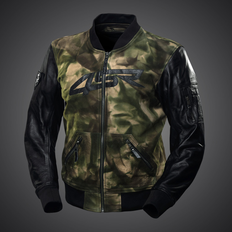 Bomber Camo Jacket