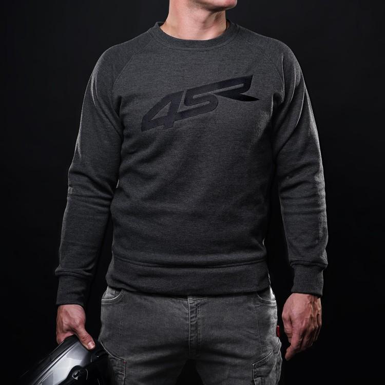 Motorrad-Sweatshirt Logo