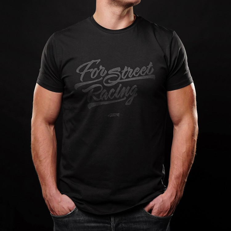 T-Shirt FSR Black