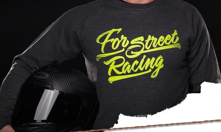 4SR Motorrad-Sweatshirts
