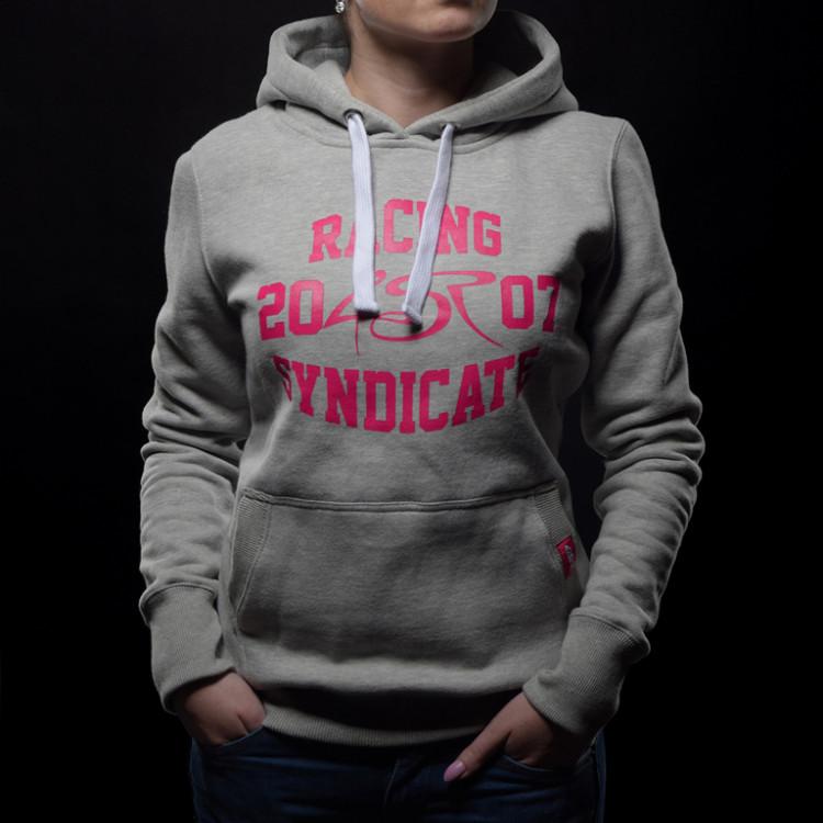 4SR Hoodie 2007 Lady Pink