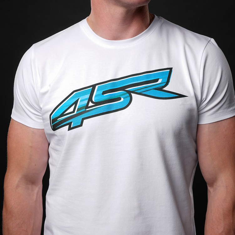 4SR T-Shirt Flash White