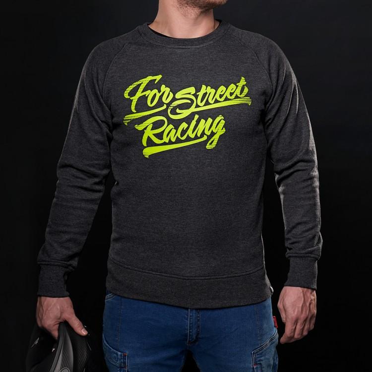 4SR Motorradbekleidung - kevlarverstärkte Motorrad-Sweatshirts