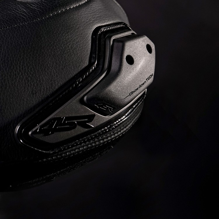 2-Teiler Lederkombi Black Series