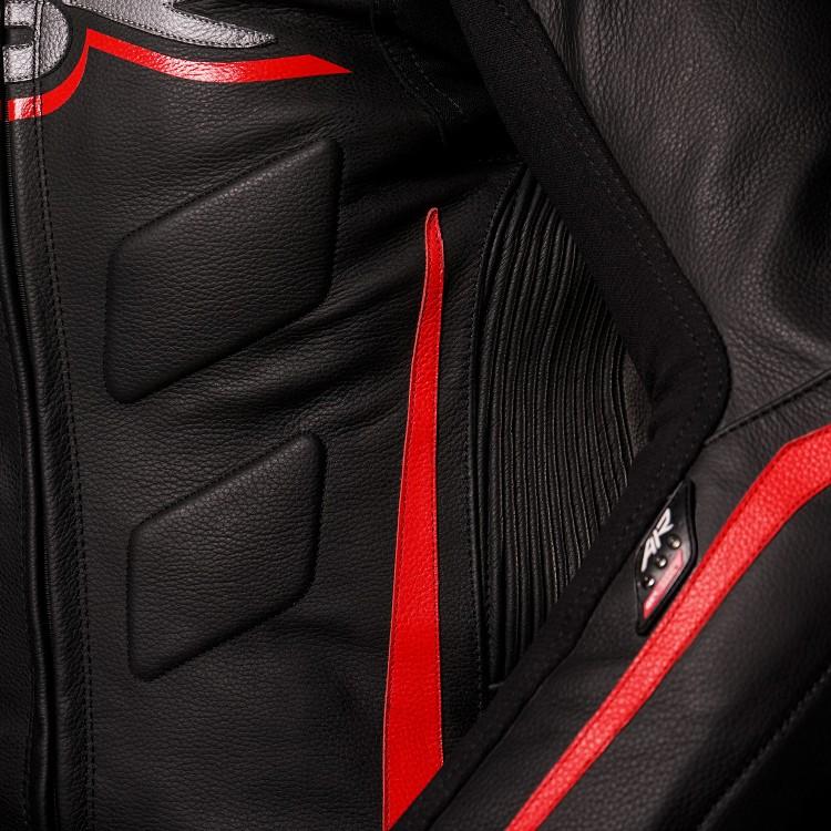 Airbag Ready 2-Teiler Lederkombi