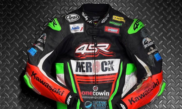 4SR Crash test - Road Racing Laurent Hoffmann