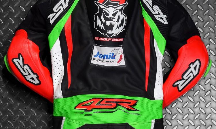 4SR Motorradbekleidung FAIR PLAY Laurent Hoffmann