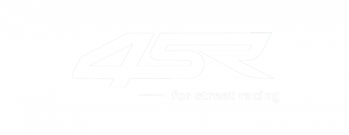 4SR For Street Racing logo web2